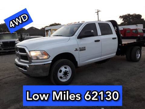 2016 RAM Ram Chassis 3500 for sale at DOABA Motors in San Jose CA