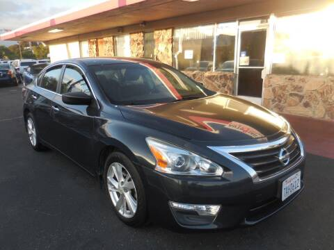 2013 Nissan Altima for sale at Auto 4 Less in Fremont CA