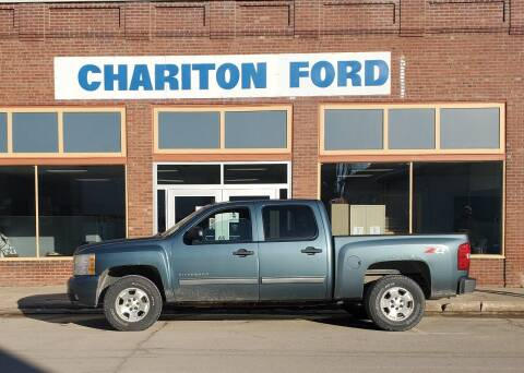 2010 Chevrolet Silverado 1500 for sale at Chariton Ford in Chariton IA