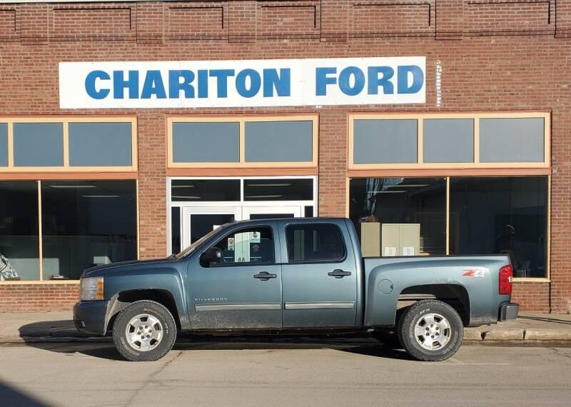 2010 Chevrolet Silverado 1500 for sale at Chariton Ford in Chariton IA