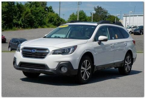 2018 Subaru Outback for sale at WHITE MOTORS INC in Roanoke Rapids NC
