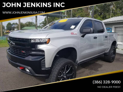 2019 Chevrolet Silverado 1500 for sale at JOHN JENKINS INC in Palatka FL