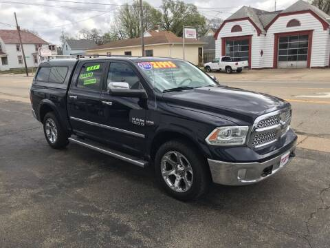 2013 RAM Ram Pickup 1500 for sale at PEKIN DOWNTOWN AUTO SALES in Pekin IL