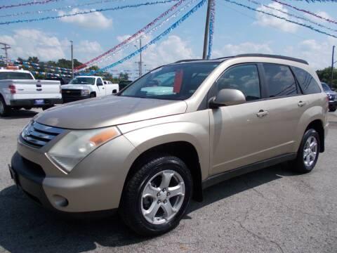 2007 Suzuki XL7 for sale at Culpepper Auto Sales in Cullman AL