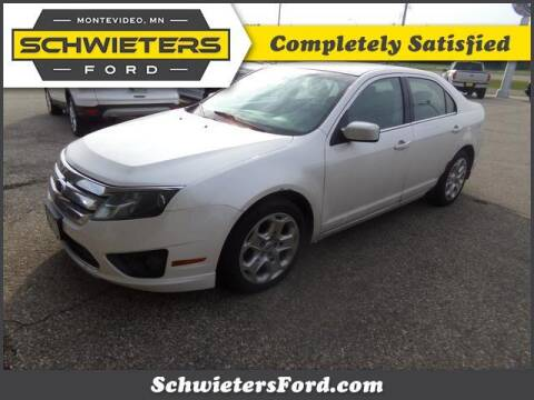 2010 Ford Fusion for sale at Schwieters Ford of Montevideo in Montevideo MN