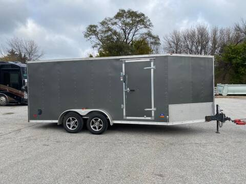 2018 MTI TRAILER INCLOSED for sale at HATCHER MOBILE SERVICES & SALES in Omaha NE