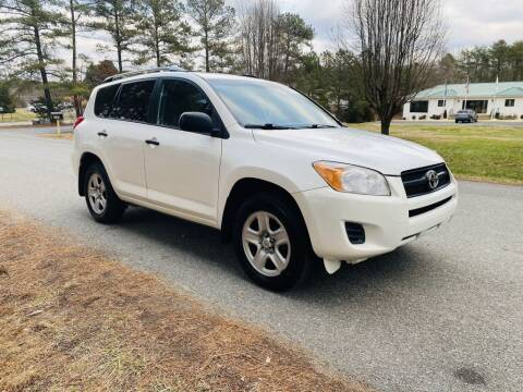 2011 Toyota RAV4 for sale at H&C Auto in Oilville VA