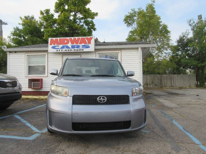 2009 Scion xB for sale at Midway Cars LLC in Indianapolis IN