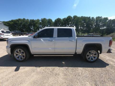 2017 GMC Sierra 1500 for sale at Alpha Auto in Toronto SD