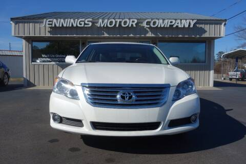 2010 Toyota Avalon for sale at Jennings Motor Company in West Columbia SC