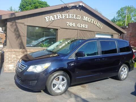 2011 Volkswagen Routan for sale at Fairfield Motors in Fort Wayne IN