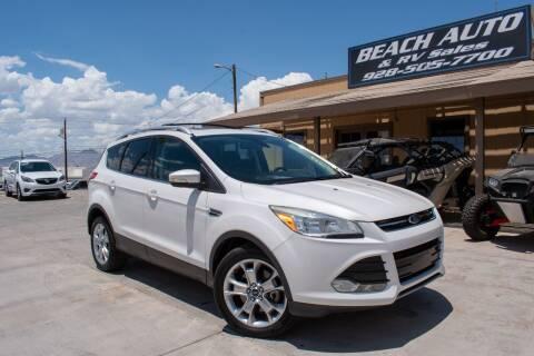 2014 Ford Escape for sale at Beach Auto and RV Sales in Lake Havasu City AZ