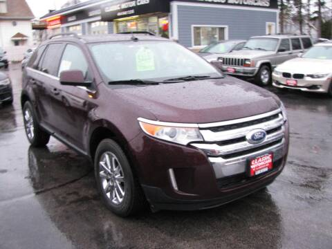 2011 Ford Edge for sale at CLASSIC MOTOR CARS in West Allis WI