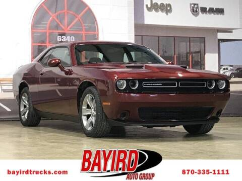 2019 Dodge Challenger for sale at Bayird Truck Center in Paragould AR
