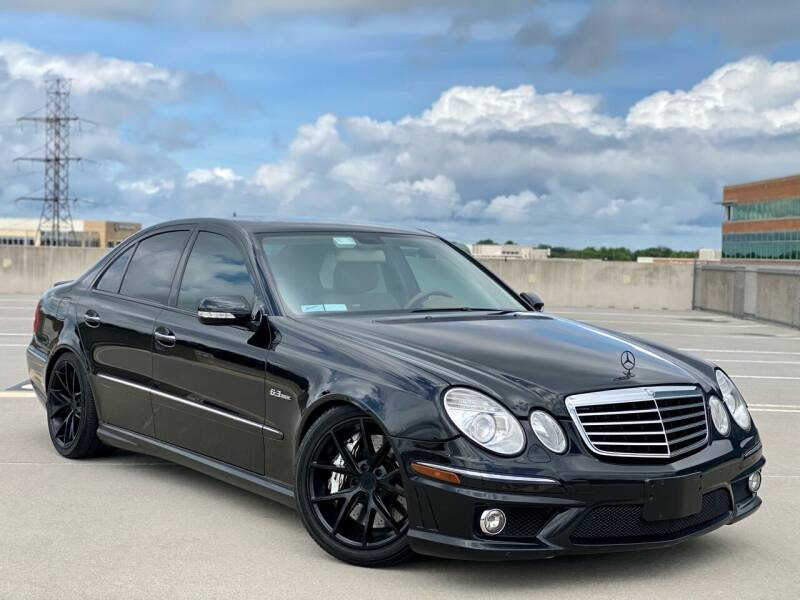 2007 Mercedes-Benz E-Class for sale at Car Match in Temple Hills MD
