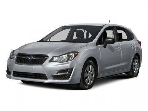 2015 Subaru Impreza for sale at J T Auto Group in Sanford NC