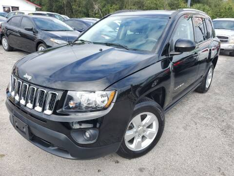 2016 Jeep Compass for sale at Mars auto trade llc in Kissimmee FL