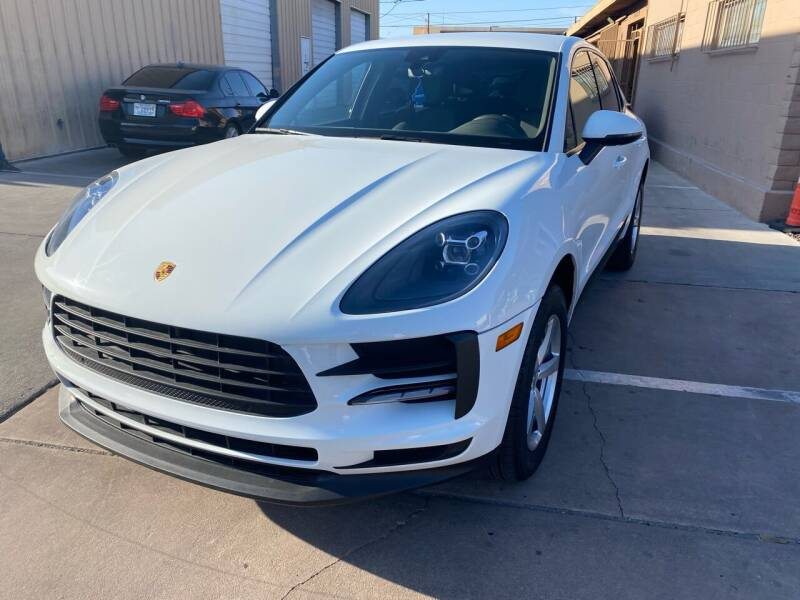 2020 Porsche Macan for sale at CONTRACT AUTOMOTIVE in Las Vegas NV