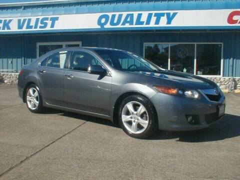 2009 Acura TSX for sale at Dick Vlist Motors, Inc. in Port Orchard WA