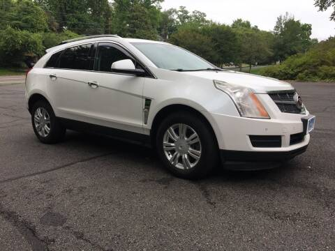 2012 Cadillac SRX for sale at Car World Inc in Arlington VA