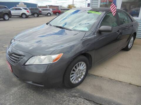 2009 Toyota Camry for sale at Century Auto Sales LLC in Appleton WI