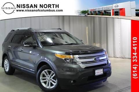 2015 Ford Explorer for sale at Auto Center of Columbus in Columbus OH