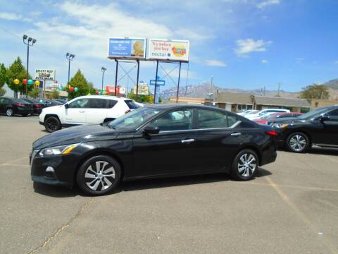 2019 Nissan Altima for sale at Smart Buy Auto Sales in Ogden UT