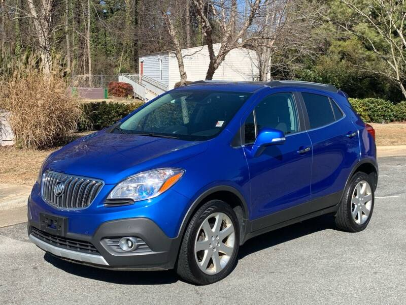 2015 Buick Encore for sale at Triangle Motors Inc in Raleigh NC