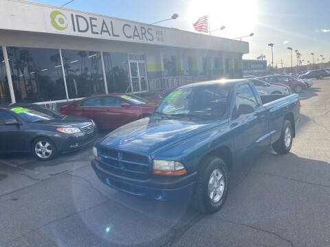2002 Dodge Dakota for sale at Ideal Cars Apache Junction in Apache Junction AZ