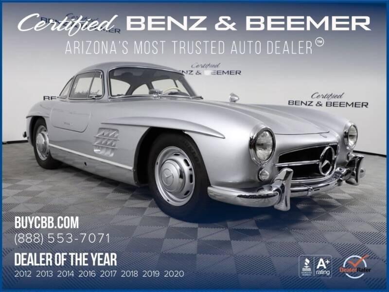 1955 Mercedes-Benz SL-Class for sale in Scottsdale, AZ