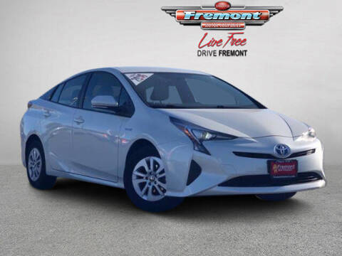 2016 Toyota Prius for sale at Rocky Mountain Commercial Trucks in Casper WY