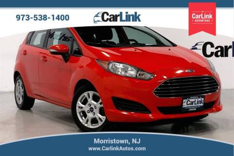2014 Ford Fiesta for sale at CarLink in Morristown NJ
