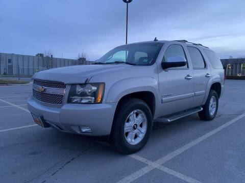 2007 Chevrolet Tahoe for sale at BELOW BOOK AUTO SALES in Idaho Falls ID