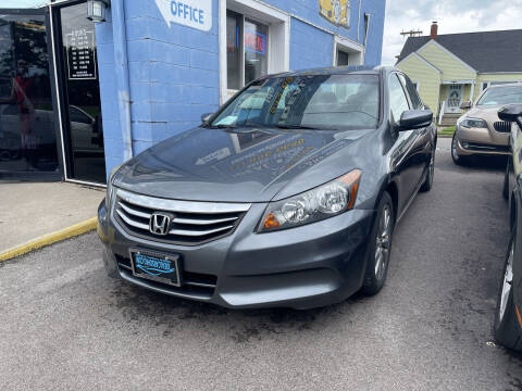 2012 Honda Accord for sale at Ideal Cars in Hamilton OH
