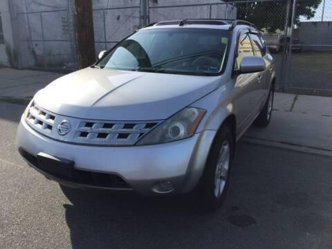 2005 Nissan Murano for sale at O A Auto Sale - O & A Auto Sale in Paterson NJ