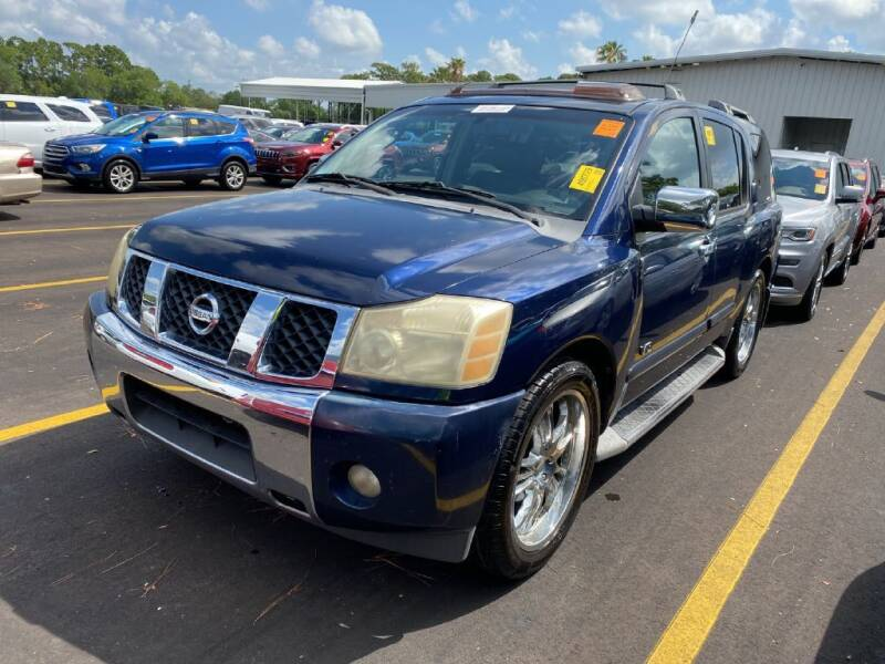 2006 Nissan Armada for sale at Krifer Auto LLC in Sarasota FL