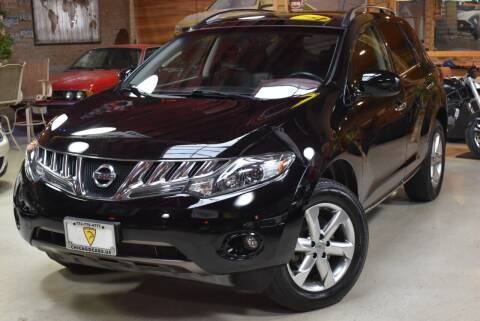 2010 Nissan Murano for sale at Chicago Cars US in Summit IL