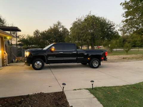 2017 GMC Sierra 3500HD for sale at Bam Auto Sales in Azle TX