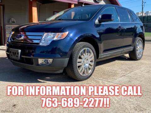 2008 Ford Edge for sale at Affordable Auto Sales in Cambridge MN