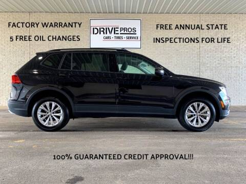 2018 Volkswagen Tiguan for sale at Drive Pros in Charles Town WV