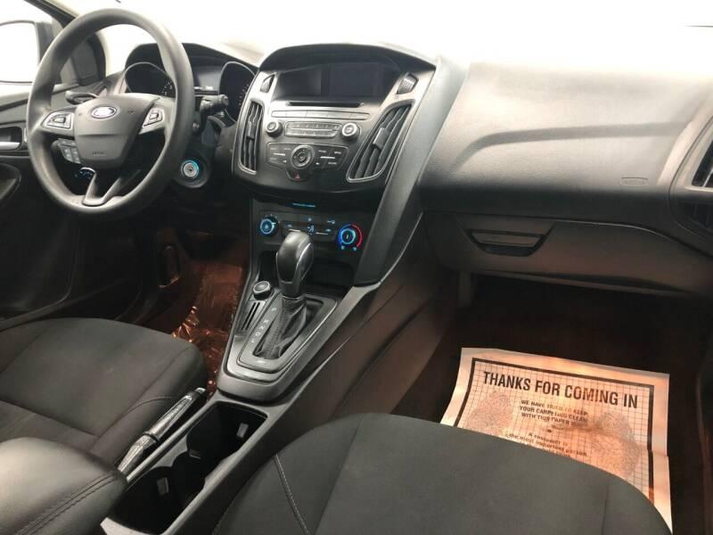 2017 Ford Focus SE 4dr Hatchback - Philadelphia PA