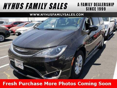 2019 Chrysler Pacifica for sale at Nyhus Family Sales in Perham MN