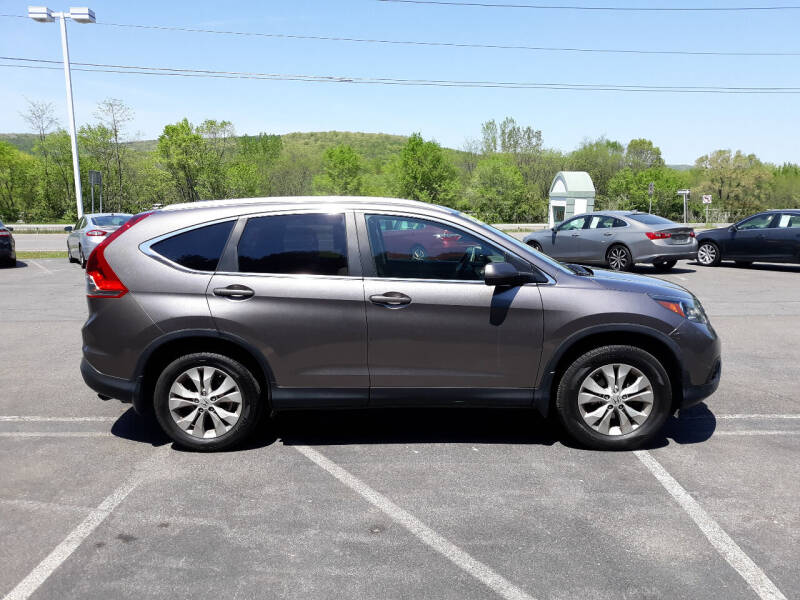 2013 Honda CR-V for sale at Feduke Auto Outlet in Vestal NY