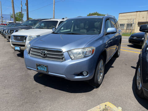 2008 Toyota Highlander Hybrid for sale at Ideal Cars in Hamilton OH
