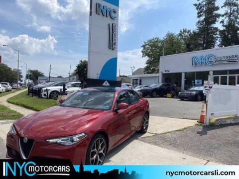 2018 Alfa Romeo Giulia for sale at NYC Motorcars in Freeport NY