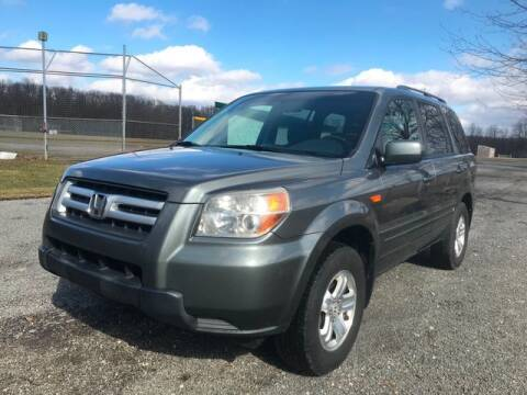 2008 Honda Pilot for sale at GOOD USED CARS INC in Ravenna OH