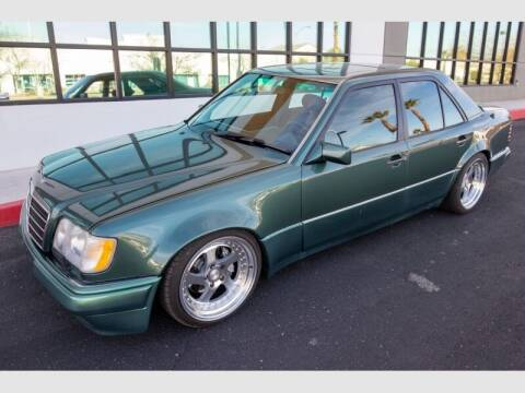 1992 Mercedes-Benz 500-Class for sale at REVEURO in Las Vegas NV