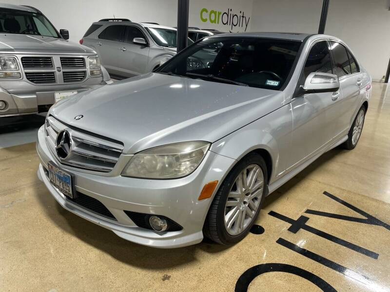 2009 Mercedes-Benz C-Class for sale at Cardipity in Dallas TX