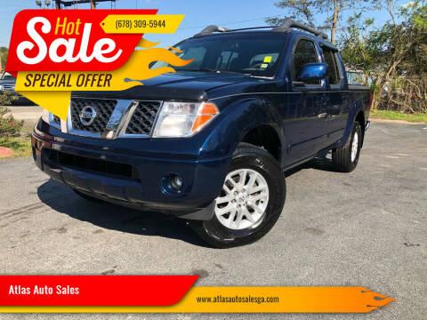 2006 Nissan Frontier for sale at Atlas Auto Sales in Smyrna GA