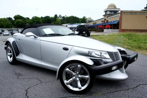 2001 Plymouth Prowler for sale at CU Carfinders in Norcross GA